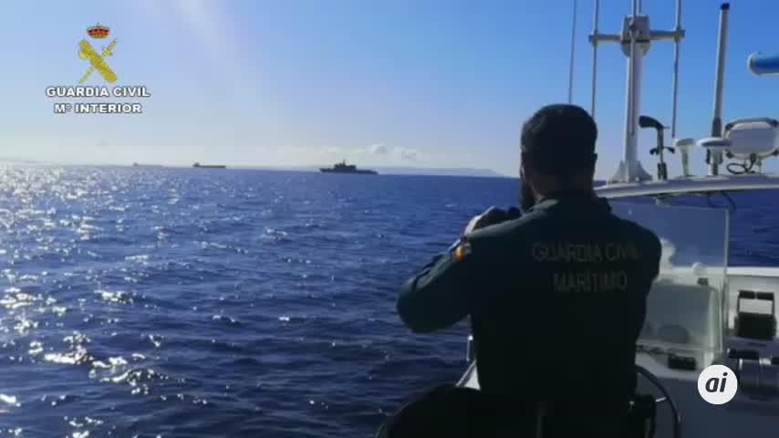 El cadáver hallado en Tarifa es de un tripulante del 'Rua Mar'