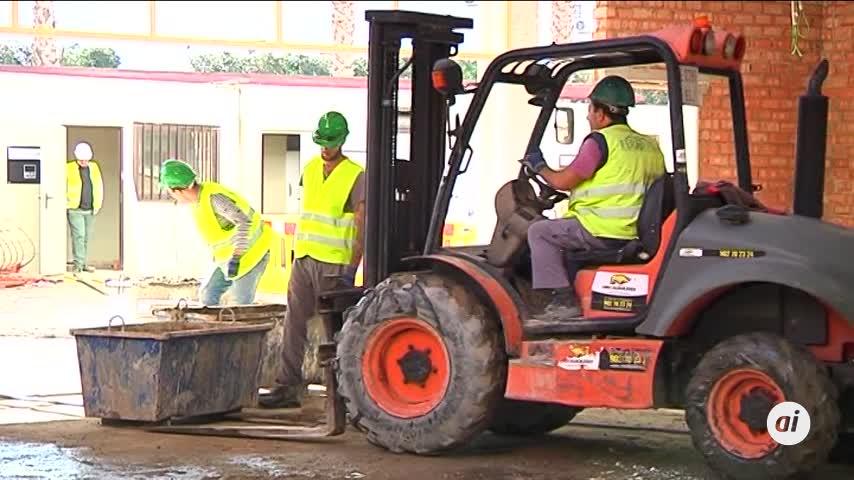 Las obras del Museo de Camarón pueden estar finalizadas en abril