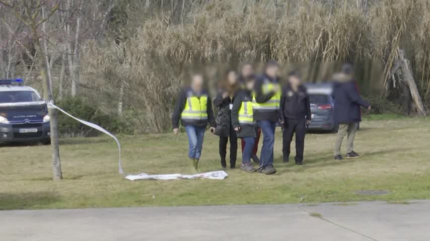 Hallan en el Ebro el cuerpo de la abuela de la niña muerta en Logroño