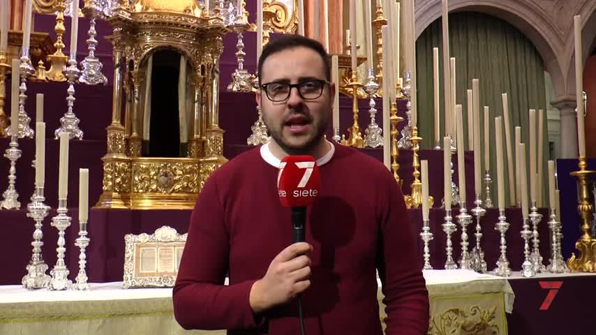 400 años de devoción al Señor de Sevilla expuestos en Cajasol