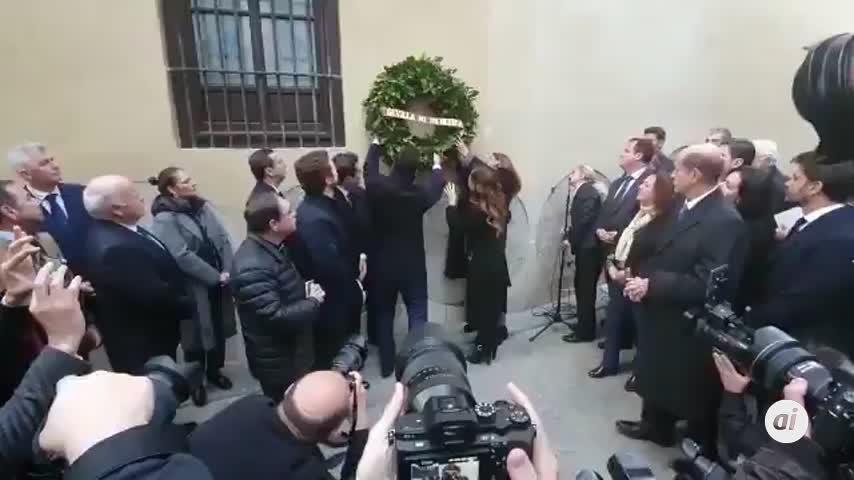 Sevilla recuerda a Alberto y Ascen, asesinados por ETA hace 22 años