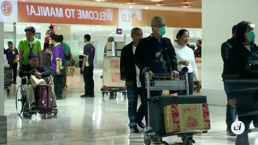 Primera muerte por coronavirus fuera de China: un hombre en Filipinas
