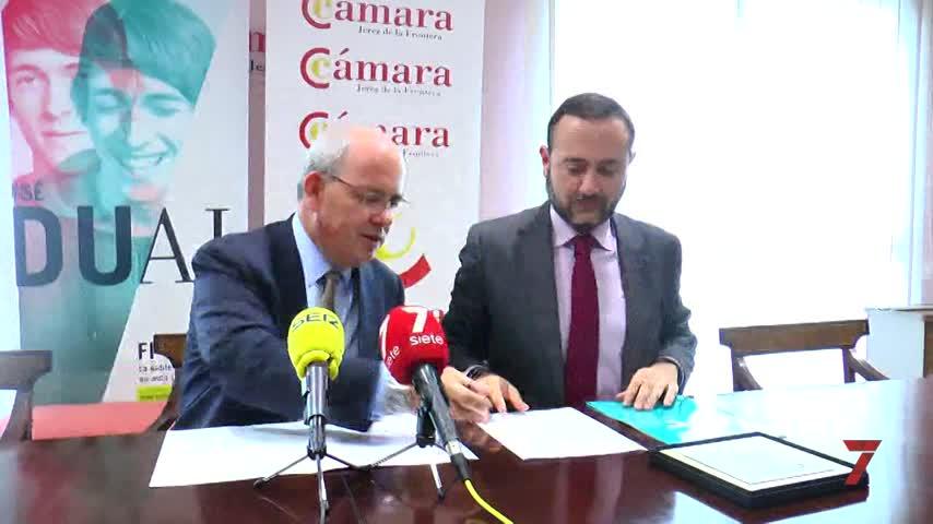 182 empresas apuestan ya por la FP Dual en Jerez