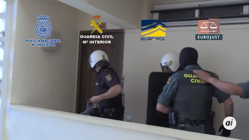 Cae una red internacional que explotaba a mujeres captadas en Rumanía