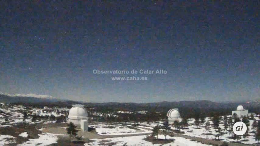 Registran una bola de fuego cruzando el cielo de Cádiz