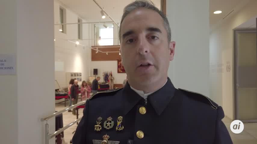 El modelismo militar se hace notar en el Museo Naval de San Fernando