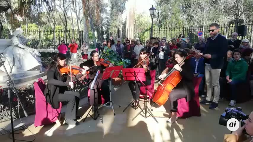 150 años de la declaración de amor eterna de los Bécquer a Sevilla