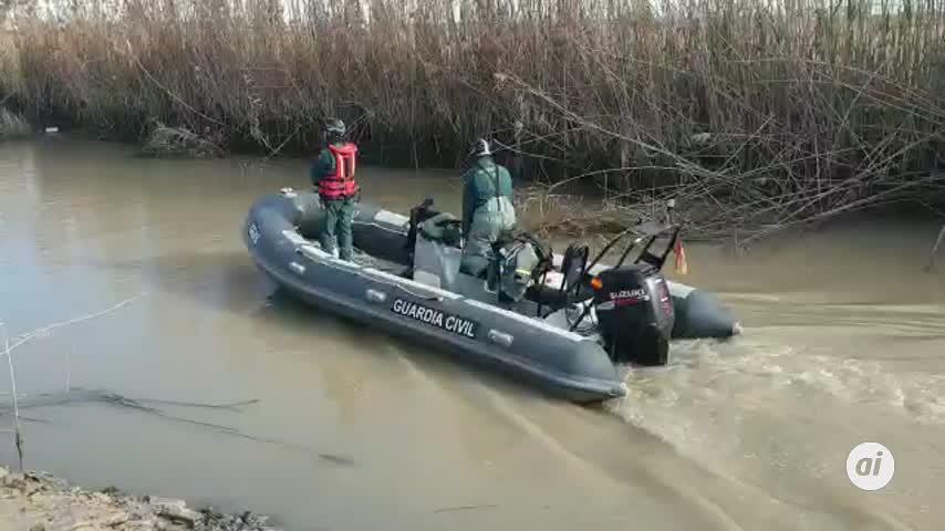 Precintan catorce naves ilegales construidas en Isla Mayor (Sevilla)