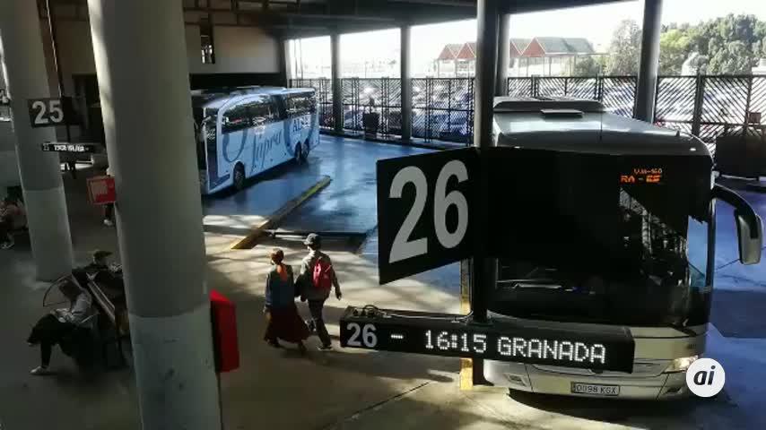 Huelva y Cádiz tendrán autobús directo: dos horas y cuarto y 20 euros