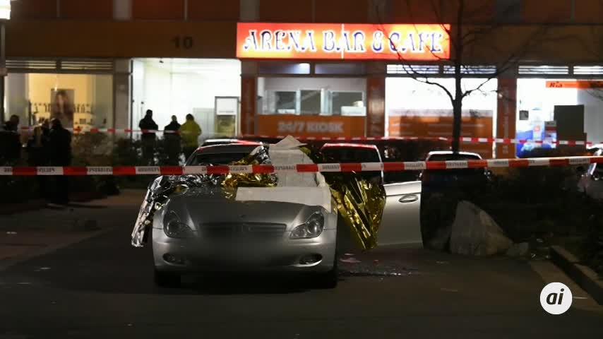Hallado sin vida el presunto autor de tiroteos de Hanau con 11 muertos