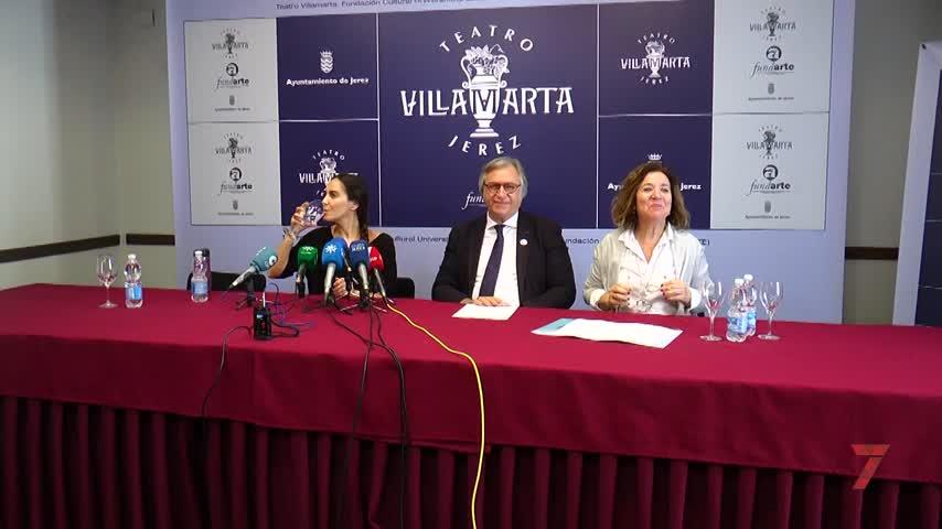 Rafaela Carrasco vapulea al patriarcado en 'Ariadna'