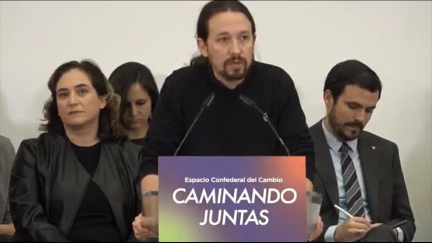 """Iglesias: El Gobierno ha salido reforzado tras """"ciertas polémicas"""""""