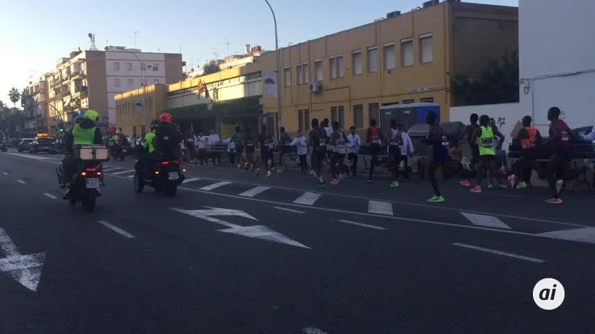 Guerra y Galimany reservan en Sevilla su billete para Tokio 2020