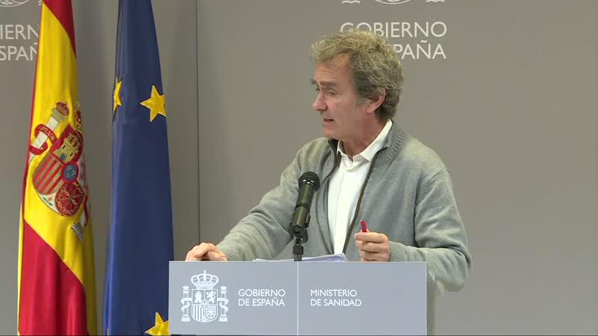 Sanidad refuerza la prevención ante el brote de coronavirus en Italia