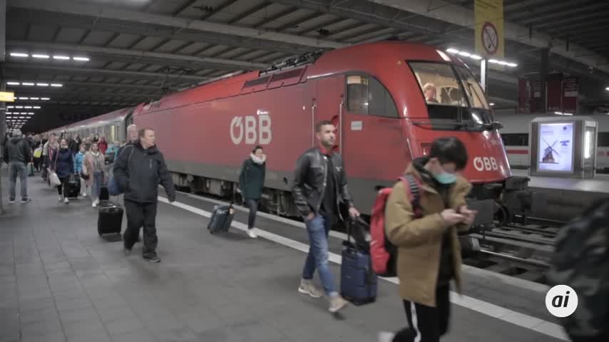 Normalizado el tráfico ferroviario entre Austria e Italia