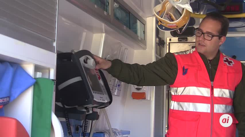Seis centros participan en las jornadas sobre primeros auxilios