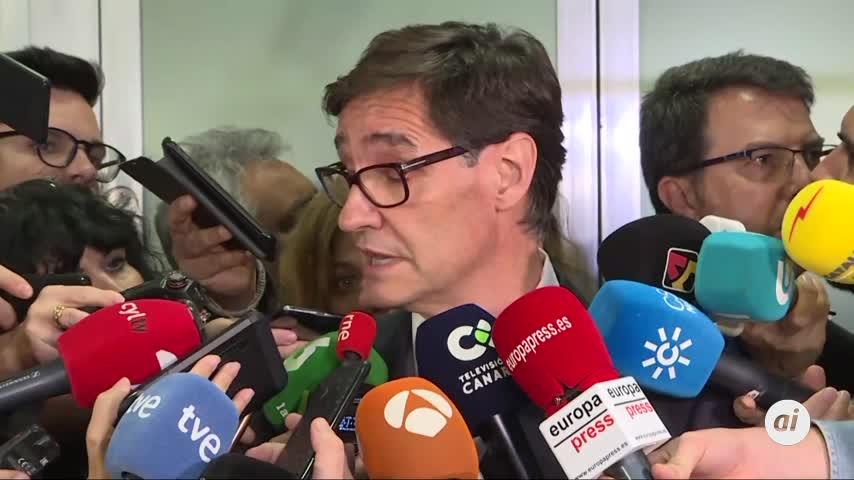 """Sanidad: """"No hay acreditada transmisión de coronavirus en España"""""""