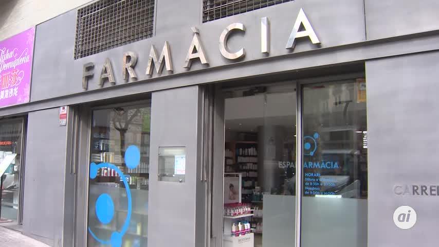 Barcelona se queda sin mascarillas en sus farmacias por el coronavirus