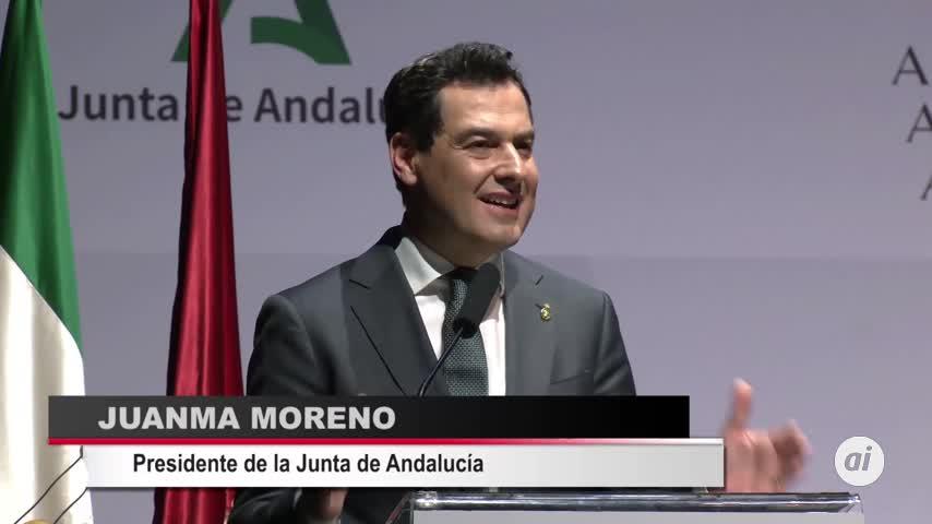 """Andalucía celebra en Madrid su 40 aniversario de autonomía """"inclusiva"""""""