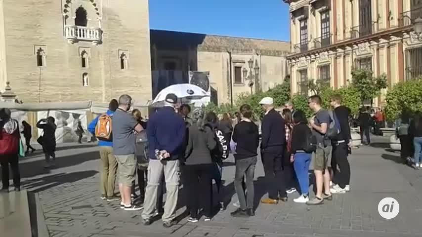 Turismo y coronavirus: lo que domina en Sevilla es el escepticismo