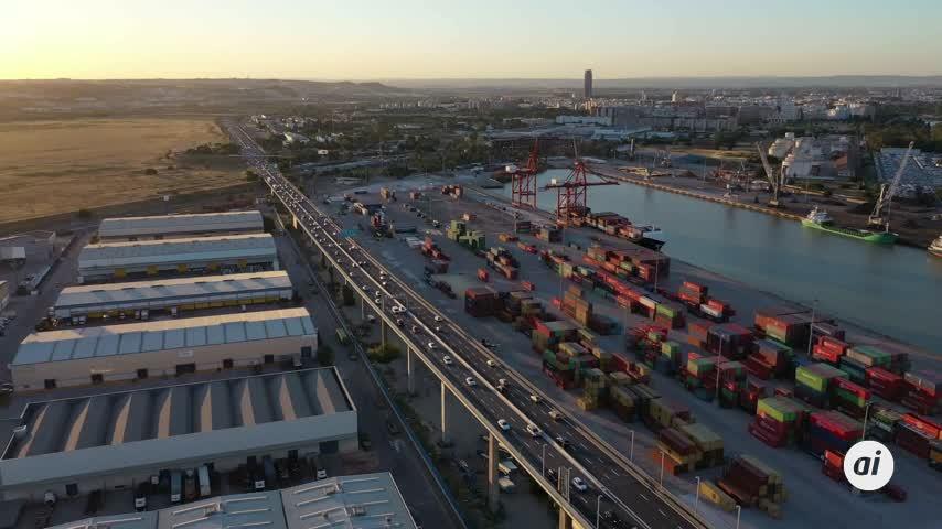 Sólo 200 viviendas están afectadas por la actividad del Puerto