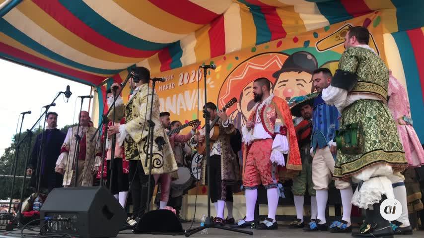 Día grande del Carnaval en el viernes festivo por el Día de Andalucía