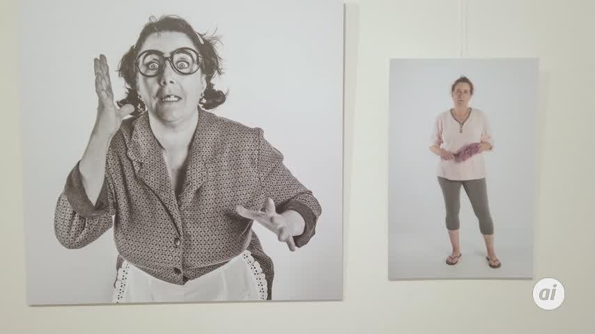 Mujeres Invisibles, de Pilar Moreno, en el Centro de Congresos