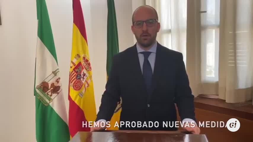 El Puerto adopta medidas sociales y ayudas para autónomos y pymes