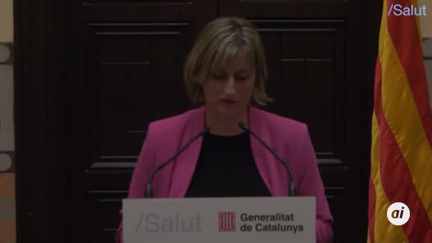 Cataluña inicia un ensayo para favorecer la reducción del contagio