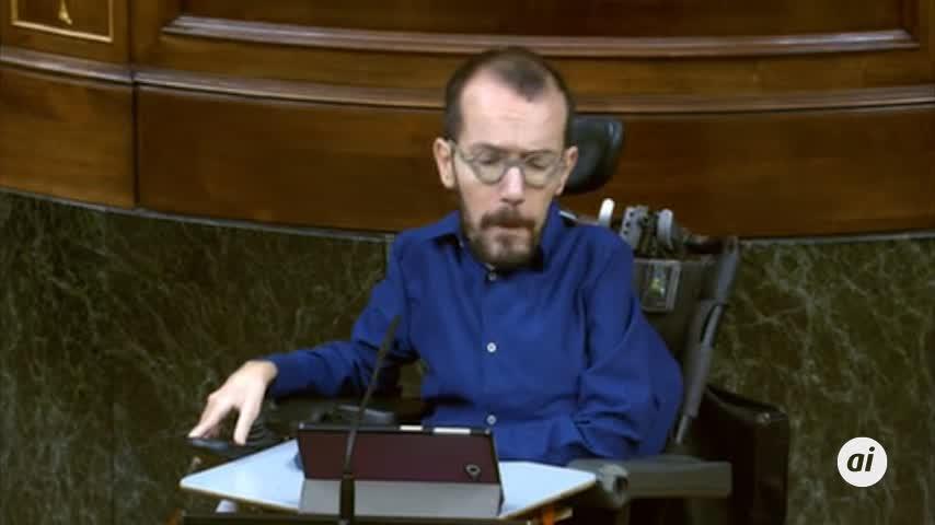 Unidas Podemos pide un ingreso mínimo y moratoria de alquileres