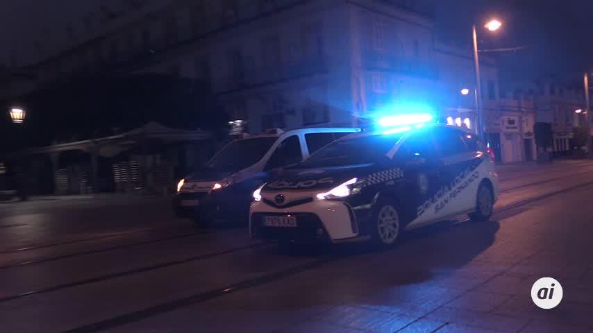 Policía Nacional y Policía Local dan las gracias a la ciudadanía