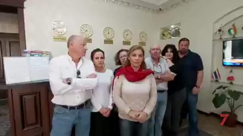 Siete sanitarios de la provincia, atrapados en Uzbekistán