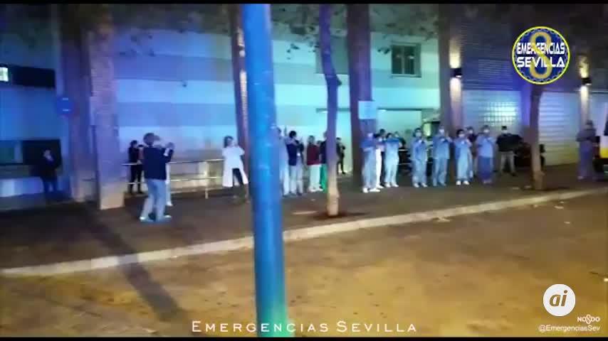 Alertan del alto nivel de contagios entre sanitarios en el Macarena