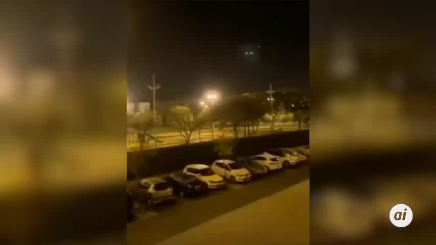 Otra noche de tiroteos en El Torrejón
