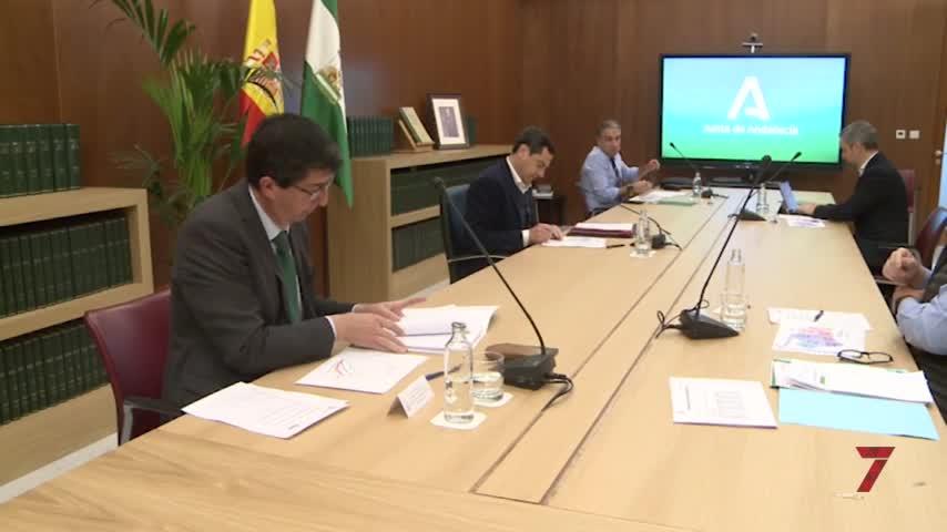 Andalucía habilitará hospitales de campaña si llega a 22.000 contagios