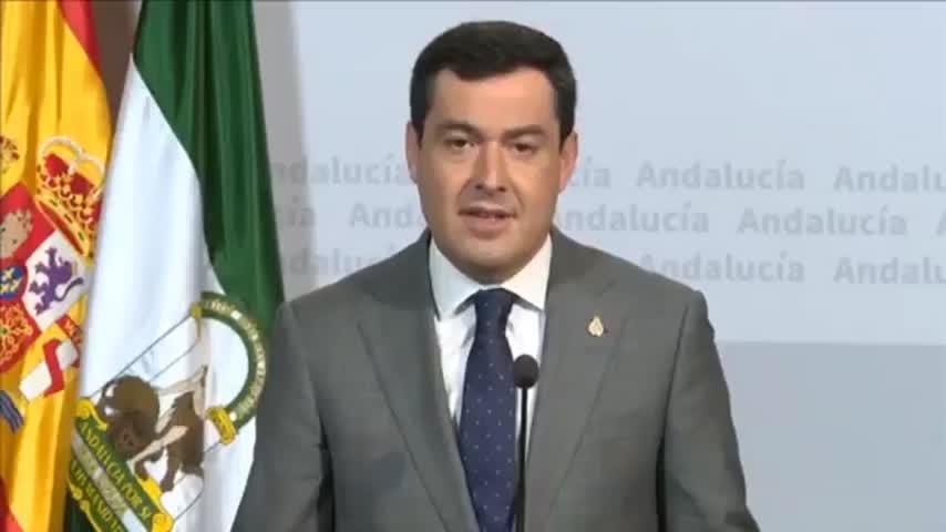 Moreno comparte el fondo pero no las formas de las medidas de Sánchez