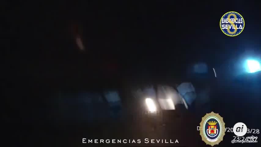 Detenido tras protagonizar una arriesgada persecución a 160 Km/h