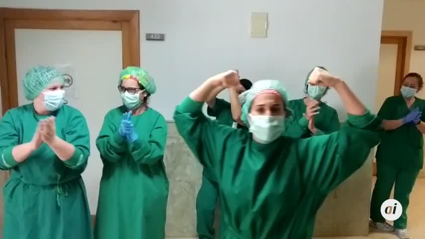 El Santa María del Puerto da sus primeras altas por coronavirus