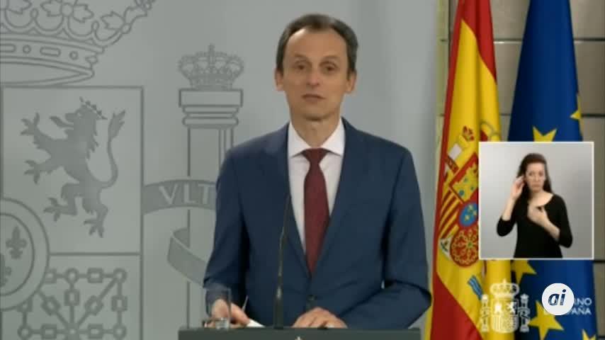 "España tendrá ""antes del fin de este mes"" un primer candidato a vacuna"