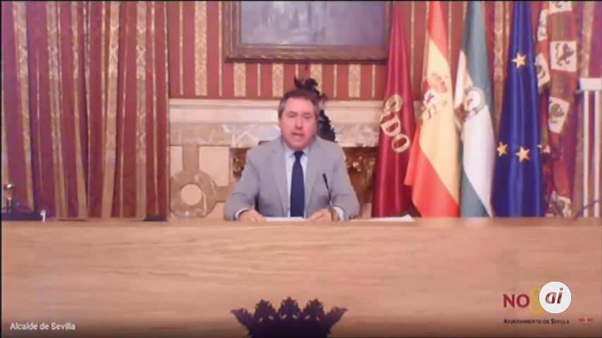 """La Corporación acuerda """"poner todas las medidas"""" para relanzar Sevilla"""