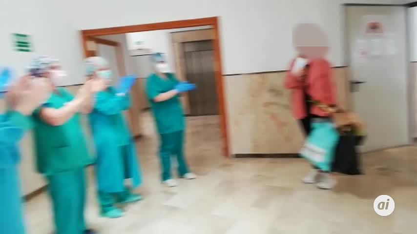 Tres nuevas altas hospitalarias por coronavirus en Sanlúcar
