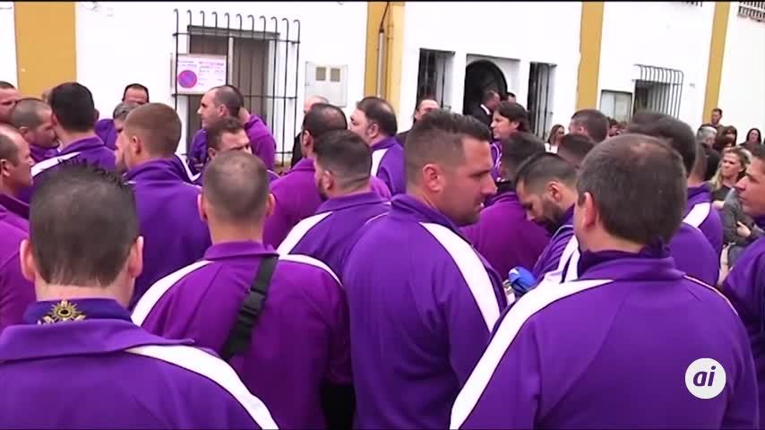 Otros años sin procesiones en Semana Santa por varias causas