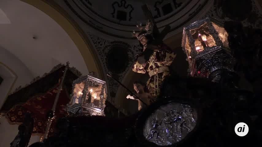 La Madrugá que fue con guión de Antonio Salas y la voz de Luis Baena