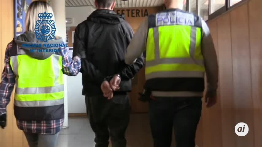 Detenidos 3 atracadores con armas de fuego tras asaltar 11 farmacias