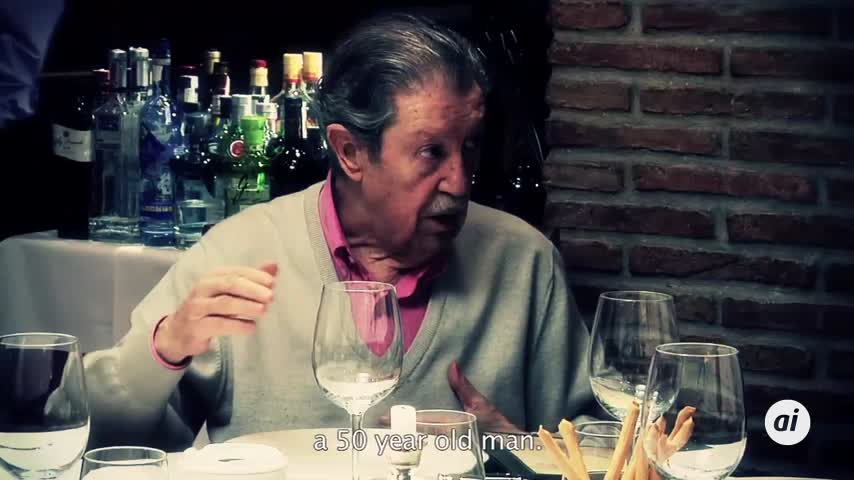 Homenaje  a Manuel Alcántara en 7tv Andalucía en Málaga