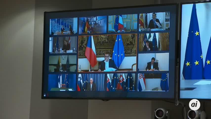 Los líderes de la UE concluyen la cumbre sin grandes avances