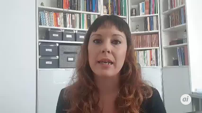 """Lorena Garrón: """"Convivir 24 horas al día con su agresor es horrible"""""""