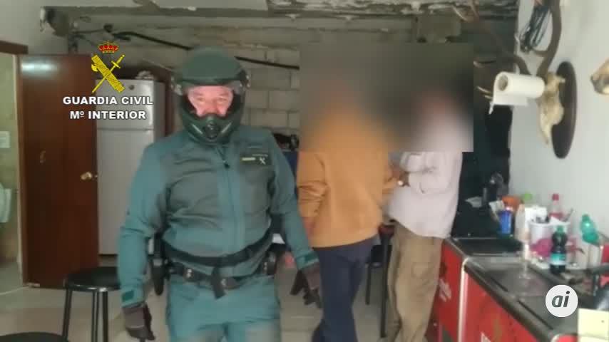 Localizan un bar clandestino en Matalascañas con siete personas dentro