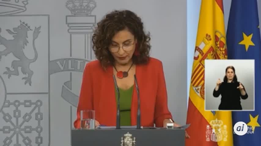 España llegará a un déficit del 10,34 % y una deuda del 115,5 %