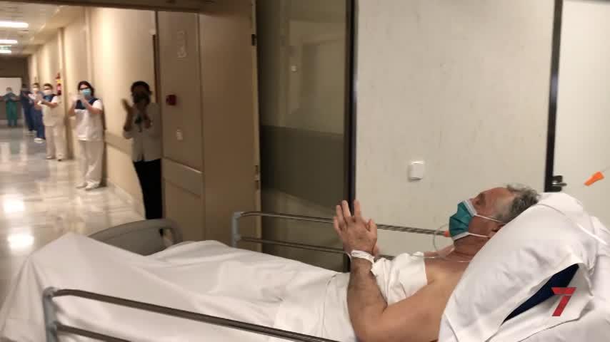 400 personas han superado ya el coronavirus en la provincia de Cádiz